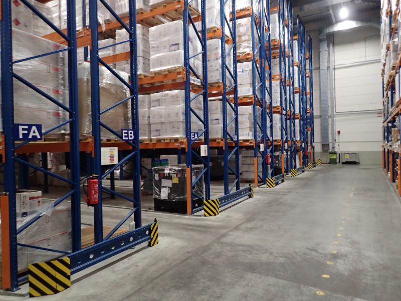 BBS voor Warehouse medewerkers